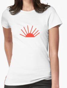 Gosha Rubchinskiy Sun Womens Fitted T-Shirt