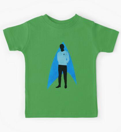 Star Trek - Silhouette Spock Kids Tee
