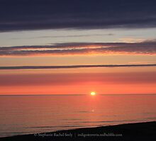 Morning At Parlee Beach, Shediac 001 by Stephanie Rachel Seely