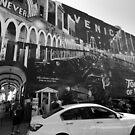 Never Venice - California USA by Norman Repacholi