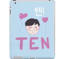 NCT U's TEN Chittaphon  iPad Case/Skin