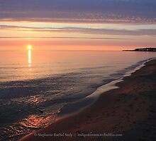 Morning At Parlee Beach, Shediac 003 by Stephanie Rachel Seely