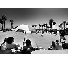 In the shade of FannieMae - California USA Photographic Print