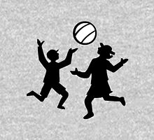 Kids playing with a ball Unisex T-Shirt