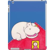 Hippopotamus on Our Roof iPad Case/Skin