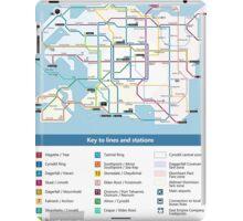 Routemap of Tamriel iPad Case/Skin