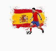 Soccer - Fußball - Spain Flag Unisex T-Shirt