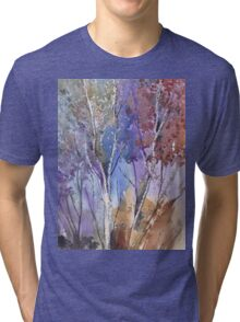 Enter these enchanted woods Tri-blend T-Shirt