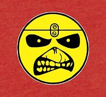 Iron Maiden Smiley Face Tri-blend T-Shirt