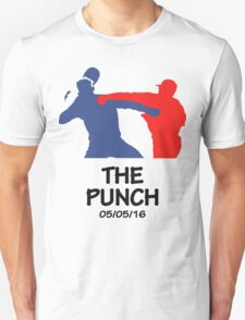 The Punch black T-Shirt