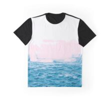 Ocean _ Pink #redbubble #lifestyle Graphic T-Shirt