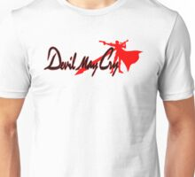 Devil May Cry Logo Unisex T-Shirt