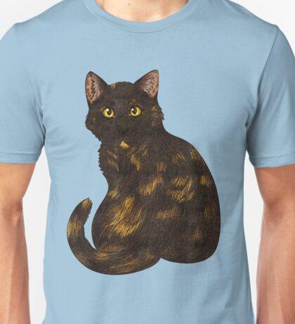 Tortie Cat Unisex T-Shirt