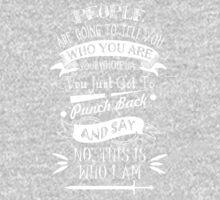 Emma Swan Best Quote. OUAT. Kids Tee