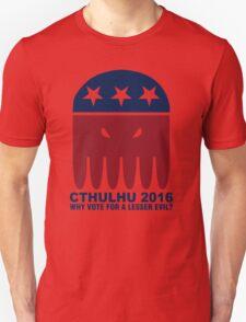 Vote Cthulhu Squid 2016 T-Shirt