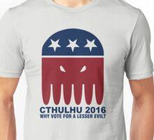 Vote Cthulhu Squid 2016 Unisex T-Shirt