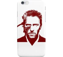 House Borg Red iPhone Case/Skin