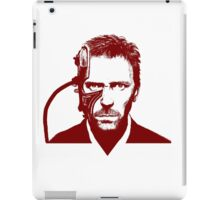 House Borg Red iPad Case/Skin