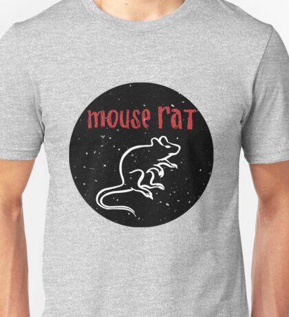 Mouse Rat artwork Unisex T-Shirt