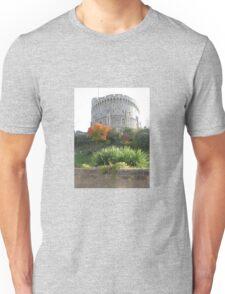 AUTUMN AT WINDSOR CASTLE Unisex T-Shirt