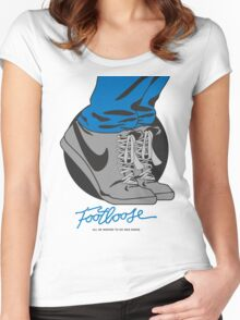 Footloose Women's Fitted Scoop T-Shirt