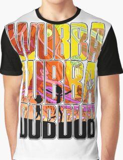Wubba lubba dub dub Graphic T-Shirt