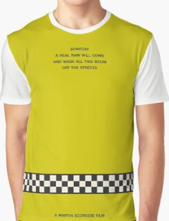 Taxi Driver (v1) Graphic T-Shirt