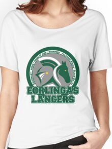 Eorlingas Lancers - Edoras' Finest Women's Relaxed Fit T-Shirt