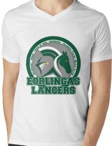 Eorlingas Lancers - Edoras' Finest Mens V-Neck T-Shirt