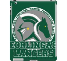 Eorlingas Lancers - Edoras' Finest iPad Case/Skin