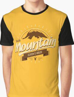Death Mountain Graphic T-Shirt