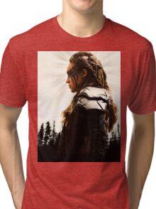 Commander Lexa Tri-blend T-Shirt