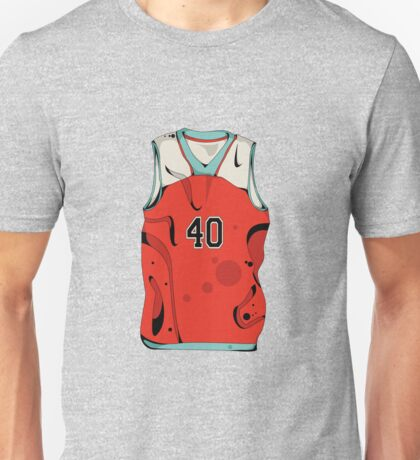 Basketball player jersey Unisex T-Shirt
