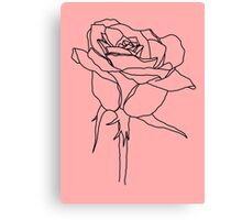 Rose Series Canvas Print