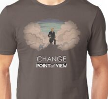 Change point of view Unisex T-Shirt