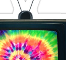 Trippy TV Sticker
