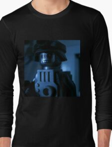 Lego Robot Soldier Long Sleeve T-Shirt
