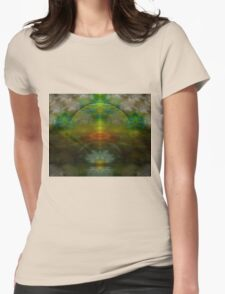 Beyond Religion Womens Fitted T-Shirt