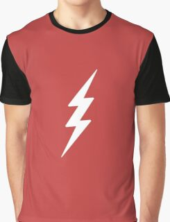Justice League - The Flash Graphic T-Shirt