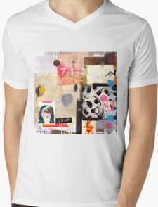 What The Hell Mens V-Neck T-Shirt