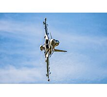 G Force Photographic Print