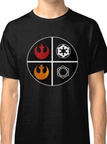 star wars symbols  Classic T-Shirt