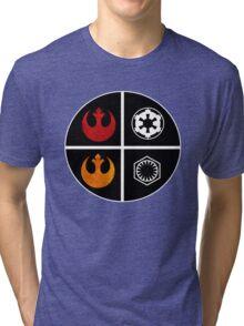 star wars symbols  Tri-blend T-Shirt