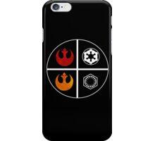 star wars symbols  iPhone Case/Skin