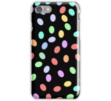 Coloured dots iPhone Case/Skin