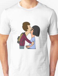 Tina and Jordan Unisex T-Shirt