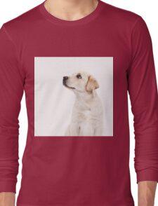 Labrador Puppy 03 Long Sleeve T-Shirt