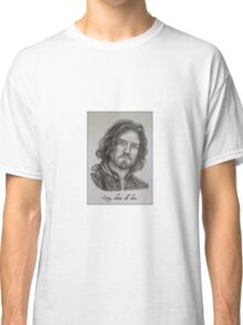 Love, above all else Classic T-Shirt