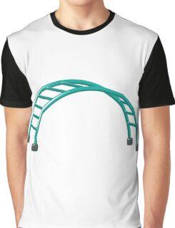 Slides parallel bars Graphic T-Shirt