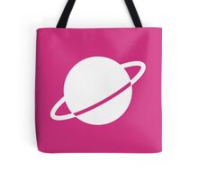 Legion of Super-Heroes; Saturn Girl Tote Bag
